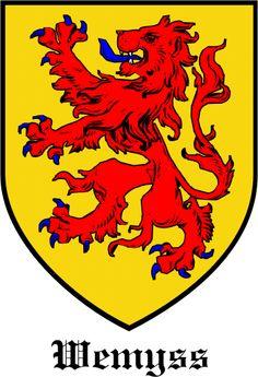 Black lion rampant buchanan tattoos pinterest for Buchanan clan tattoo