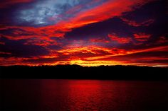By C. Eichelberger One of my favorite gifts from God, beautiful sunsets (and sunrises)