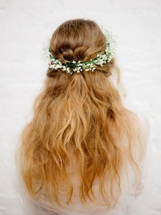 New Long Hairstyles 2016 Long Hair Wedding Styles, Long Hair Styles, New Long Hairstyles, Pretty Hairstyles, Simple Elegant Hairstyles, Boho Bridal Hair, Bridal Hair Inspiration, French Twist Hair, Heart Hair