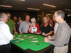 Raise money at your charity event with a casino night fundraiser or charity poker tournament. We assisted dozens of charities and groups with their fundraising needs in Phoenix and Tucson Arizona. Casino Party Decorations, Casino Party Foods, Casino Night Party, Casino Theme Parties, James D'arcy, Wrapping Ideas, Slot Machine, Las Vegas, Videos Fun