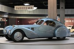 'All time exclusive' or 'Sky-coloured car'                     Bugatti Type 57 C 1936