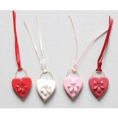 Mini Flower hearts