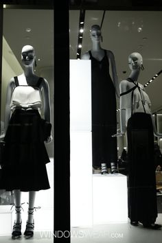 Zara in NYC showcasing Schlappi mannequins   supplied by DK Display Corp #mannequin #fashion #visual