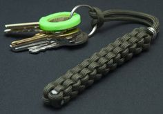 Key-Leash Defender - Personal Defense Keychain