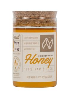 One Twenty Apiculture Raw Honey
