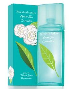 Green Tea Camellia Elizabeth Arden