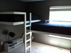 Lloyd Loft Beds by designfabpdx on Etsy, $1,500.00