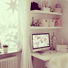 Pretty room.