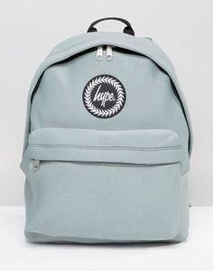 Hype Grey Neoprene Backpack