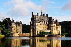 Chateau de la Bretesche - Missillac, Loire-Atlantique - another view