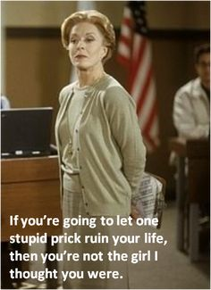 Exactly, such people will just dragged you down and by giving them energy/attention, they are winning in making your life miserable! Professor Stromwell from Legally Blonde Tv Quotes, Movie Quotes, Great Quotes, Quotes To Live By, Life Quotes, Inspirational Quotes, Pep Talks, Beautiful Words, Inspire Me