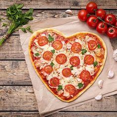 Whether you're romantically attached or flying solo we hope you have a wonderful Valentine's Day. We also hope there is pizza. #valentinesday # oveandpizza #🍕