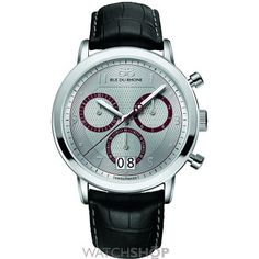 Men's 88 Rue Du Rhone Double 8 Origin 45mm Chronograph Watch