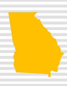 Free printables for each state and hearts to put over the city where you live. This would be so cute framed!