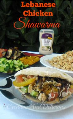 Absolutely a taste sensation which you can not miss ! Delicious #MarinadeSauce recipe included ! #Shawarma #Chi...