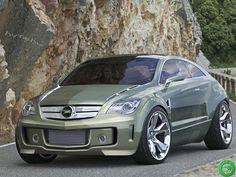 New Opel Manta
