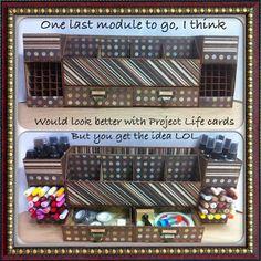 Project Life Storage Unit