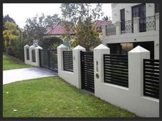 21 totally cool home fence design ideas page 2 of 4 fences 21st modern front fences google search workwithnaturefo
