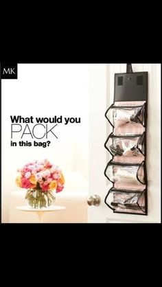 I love my roll up bag!! Traveled with me for years still in great shape!! 361-443-1424 www.marykay.com/geiger62