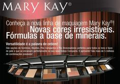 Um blog sobre os produtos de beleza, o plano de carreira, a filosofia e a empresa Mary Kay.