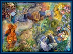 Josephine Wall USE AS ART WORK FOR MY MAGIC TO UNDO EVERYTHING ERIN AND EVERYTHING DONNA THAT TRYING TO TAKE ME OUT OR BE ME OR MY FRIENDS OR ANYTHING AND ANYTHING AROL WANTED WITH THEM OR UNCLE EARL'S EX WIFE THAT MARRIED WHO I CALL AROLOL AND MAKES SURE NONE OF THOSE WOMEN HAVE BEEN WITCH OR BEEN ABLE TO EXIST OR HAVE CHILDREN OR BE NEAR IMPORTANT PEOPLE SUCH AS EGYPT OR HEAVEN OR ANYTHING AND MARY NEVER KNEW THEM
