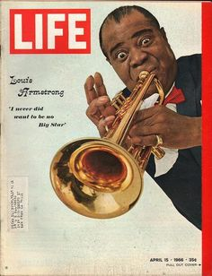 item details: Entire Issuekeywords: Louie Armstrong
