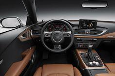 2015 Audi A7 Interior