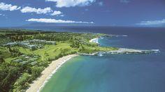 The Ritz-Carlton, Kapalua   #Nopassport #honeymoons #hawaii Destination-Wedding-Experts.com
