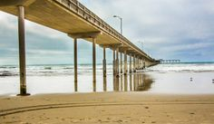 OB Pier by Vic Photoz Photography.