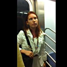 """Watch a Brave Woman Teach a Man a Lesson for Sexually Assaulting Her on the Subway 