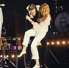 Florence Welch and rob ackroyd. Flobert ♡