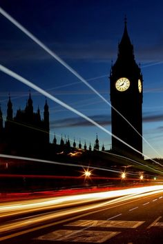 Big Ben, London, Eng