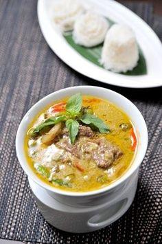 Recette du cari boeuf de l'ile de la Réunion, une délicieuse recette créole !