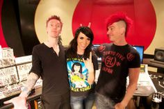 celldweller with blue stahli and cj