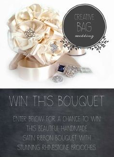 Win this bouquet giveaway