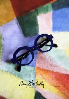 Anne et valentin Eyewear -Model SWINTON