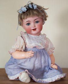Kammer & Reinhardt Simon & Halbig 126 character baby from sarah-sellers on Ruby Lane