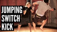 MMA Surge - Jumping Switch Kick