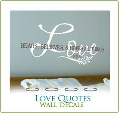 Christian Wall Decals   Inspirational Wall Decals by A Great Impression