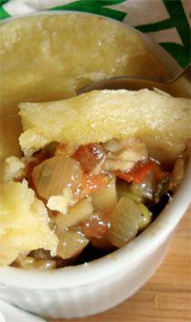 curried turkey pot pie thumb