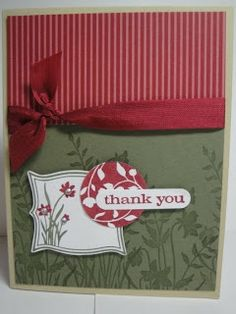 Klompen Stampers (Stampin' Up! Demonstrator Jackie Bolhuis): 4 More Cards with JUST BELIEVE