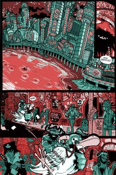 BESERKER RAGE PAGE 2 by elspike-o