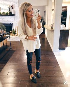 fashion teenage that make you look cool 50 Winter Outfits For School, Fall Winter Outfits, Autumn Winter Fashion, Spring Outfits, School Outfits, Winter Weekend Outfit, Girls Weekend Outfits, Winter Style, Casual Work Outfit Winter