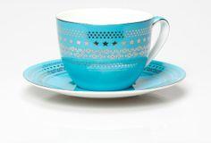Curious Cup & Saucer | T2 Tea
