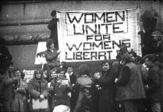 Through oppression and treated as second class citizens, women have persevered beyond it all and has truly progressed within a male dominant society. Learn about some of the struggles faced by women. Gloria Steinman, Women's Liberation Movement, Womens Liberation, Feminist Art, Monologues, Women In History, Oppression, Cool Websites, Change The World