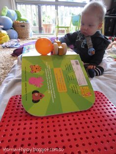 baby fun, game for baby, baby activity