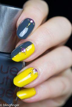 Mini Nail Studs. Review: http://www.blingfinger.net/2016/03/mini-nail-studs-bps-review.html