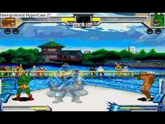 Kinnikuman Muscle Fight: Geronimo vs Atlantis