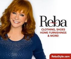 Reba is my most favorite country music artist. Check out her official website.