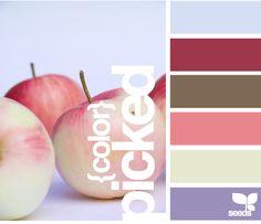 Palette:  Picked  (Design Seeds)